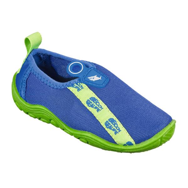 Beco Sealife Kids Bade- u. Strandschuhe, blau