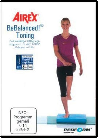 DVD - BeBalanced! Toning