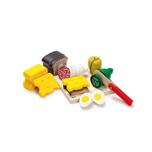 Erzi Lernbox Schneiden und Zubereiten, mit 30 Teilen