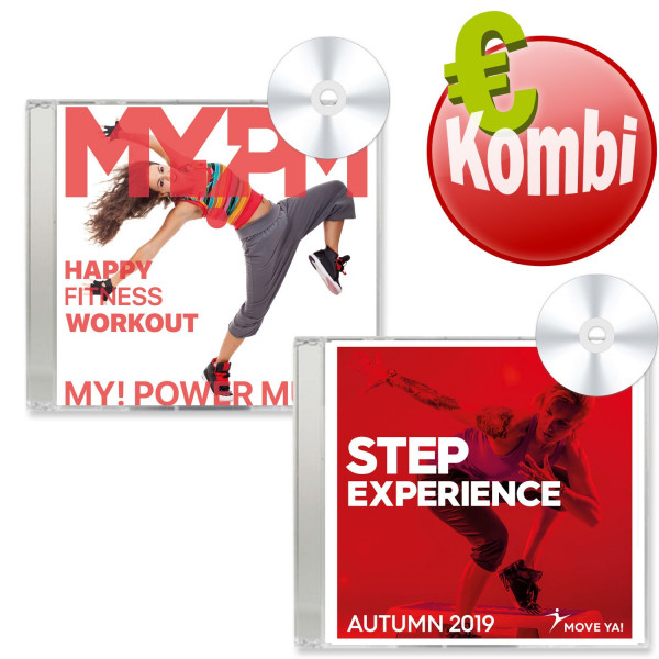 Step Experience Autumn 2019 & Happy Fitness Workout