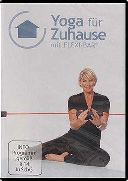 DVD - FLEXI-BAR Yoga
