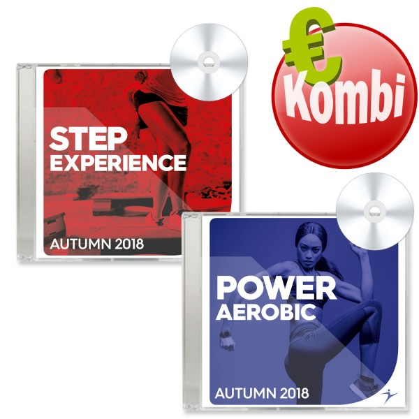 Step Experience & Power Aerobic Kombi Autumn 2018