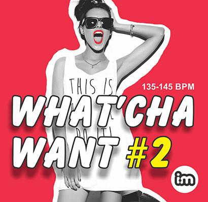 What'Cha Want Vol. 2