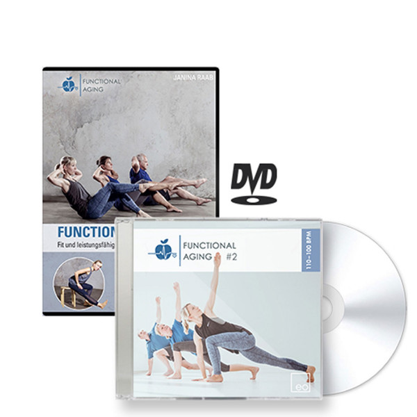 Functional Aging CD Vol.2 & DVD