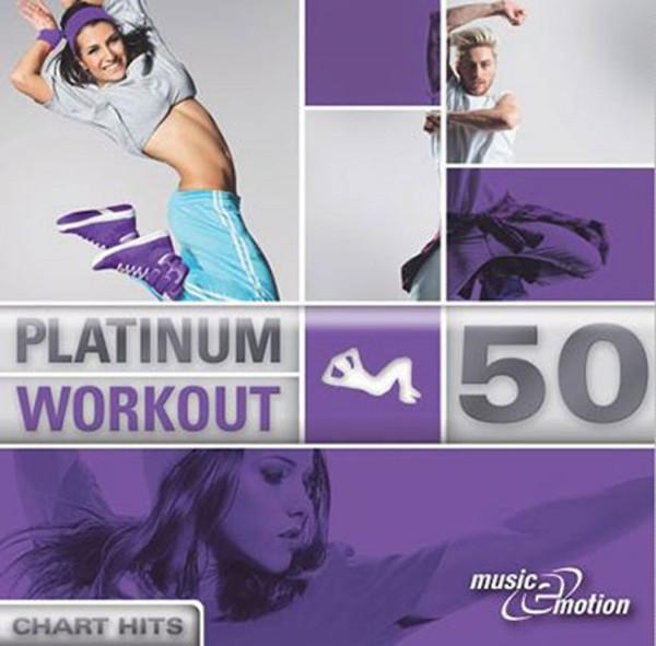 Platinum Workout 50 Chart Hits