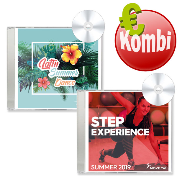 Latin Summer Dance + Step Experience Summer 2019
