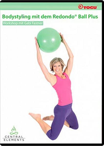 DVD - Bodystyling mit dem Redondo Ball Plus