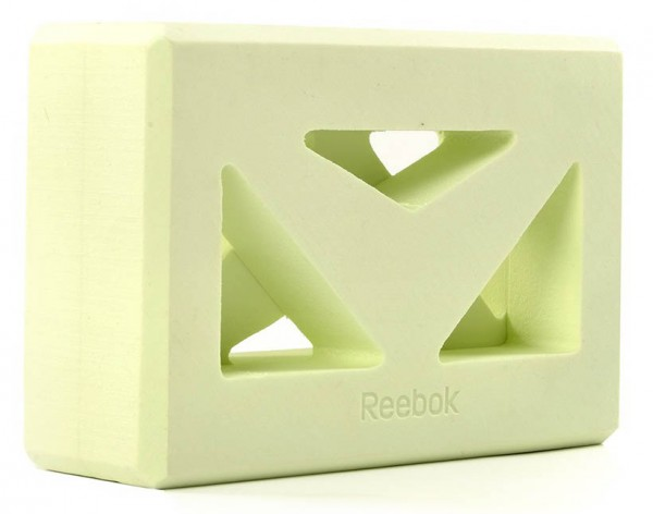 REEBOK - Shaped Yoga Block - Green
