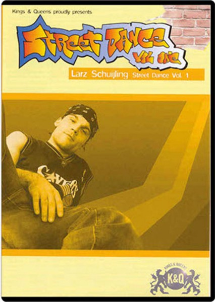 DVD - Streetdance