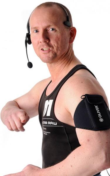 OLIVER Running & Micro Men Armbelt