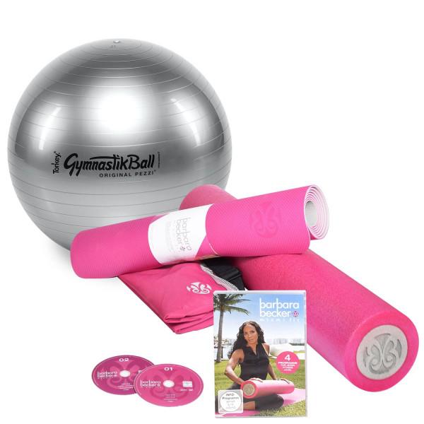 Barbara Becker Fitness Set mit Pezzi® Gymnastikball STANDARD