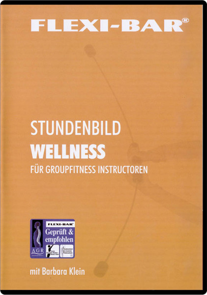 DVD - FLEXI-BAR® Stundenbild Wellness