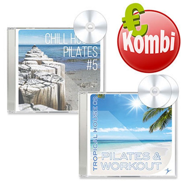 Pilates & Workout Tropical House #2 + Chill House Pilates Vol.5