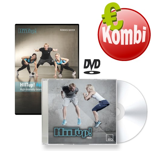 HIIT up! DVD & CD