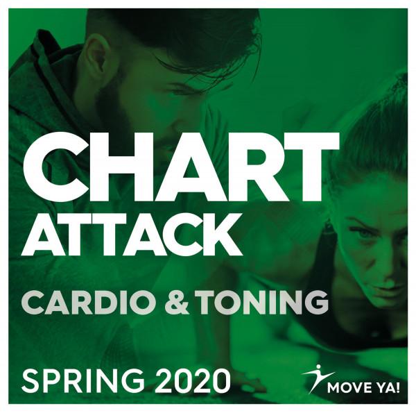 Move Ya! Chart Attack Spring 2020 Cardio & Toning
