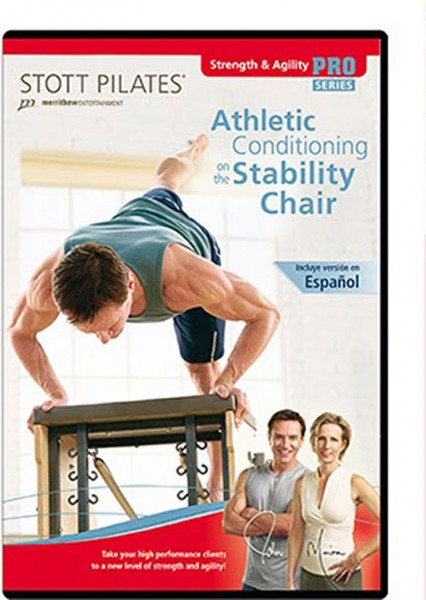 STOTT PILATES® Athletic Conditioning on the Stability Chair