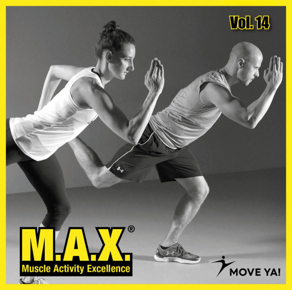 Move Ya! M.A.X. Vol.14