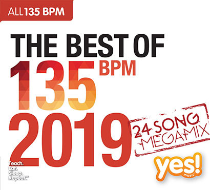 The Best of 135 BPM 2019