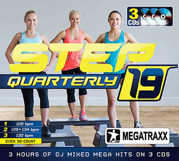 Step - Quarterly 19 (3 CDs)