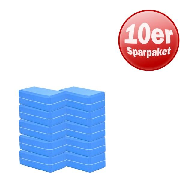 Ako Yoga - Yoga Block PRO - 10er Pack