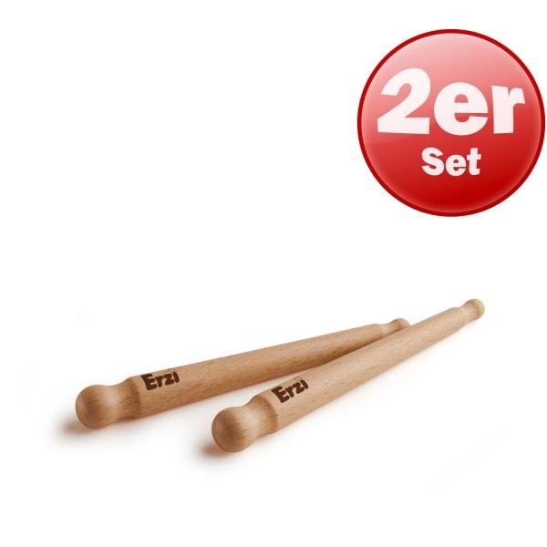 Erzi Woodroll Massagestäbchen, 2er Set