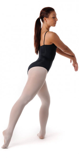 Ballettstrumpfhose Convertible - rosé