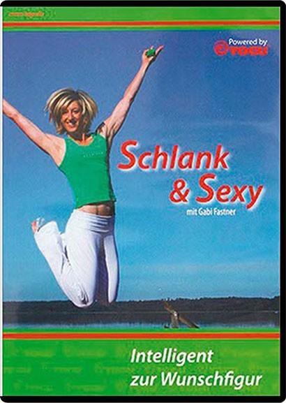 DVD - TOGU® Schlank und sexy mit Gabi Fastner