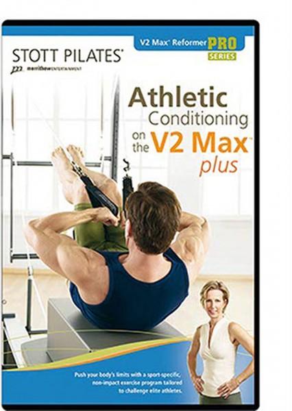 STOTT PILATES® Athletic Conditioning on the V2 Max Plus(TM)