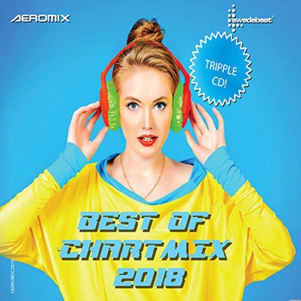 Best of Chartmix 2018 (3 CDs)