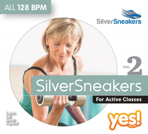 SilverSneakers For Active Classes Vol. 02
