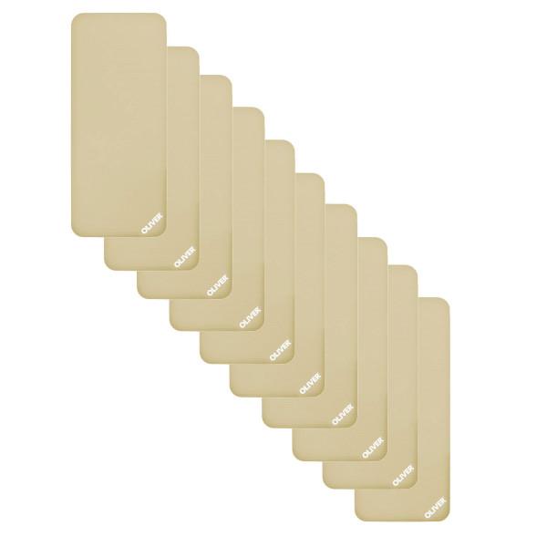 OLIVER Gymnastikmatte 140 (140x60x1cm) - 10er Pack
