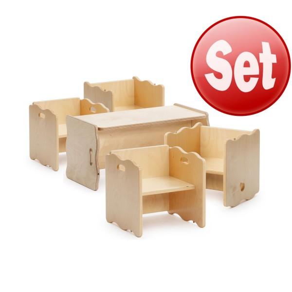 Erzi Multifunktion-Set