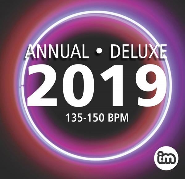 Annual Deluxe 2019 - Aerobics 135-150 BPM