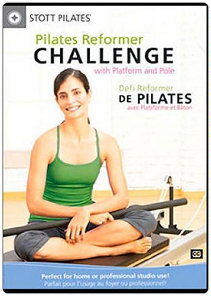 STOTT PILATES® Pilates Reformer Challenge with Platform & Pole