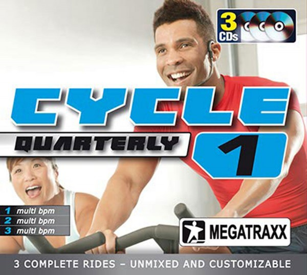 Cycle - Quarterly 1 (3 CDs)