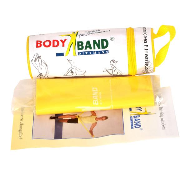 DITTMANN Body Band 2.5 m im Täschchen