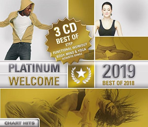 Platinum Welcome 2019 (3 CDs)