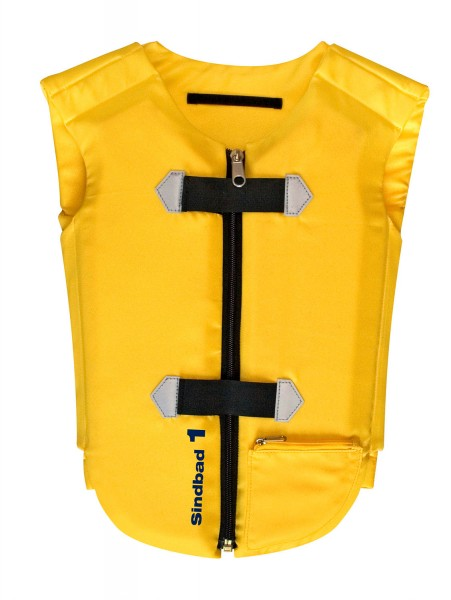 Beco Sindbad 1 - Schwimmweste f. Kinder u. Jugendliche (6-12 Jahre bzw. 30-60kg)