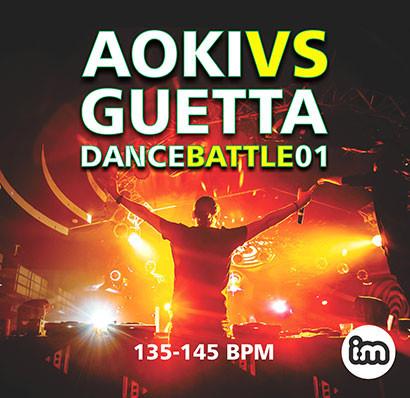 Dance Battle Vol.1 Aoki vs Guetta