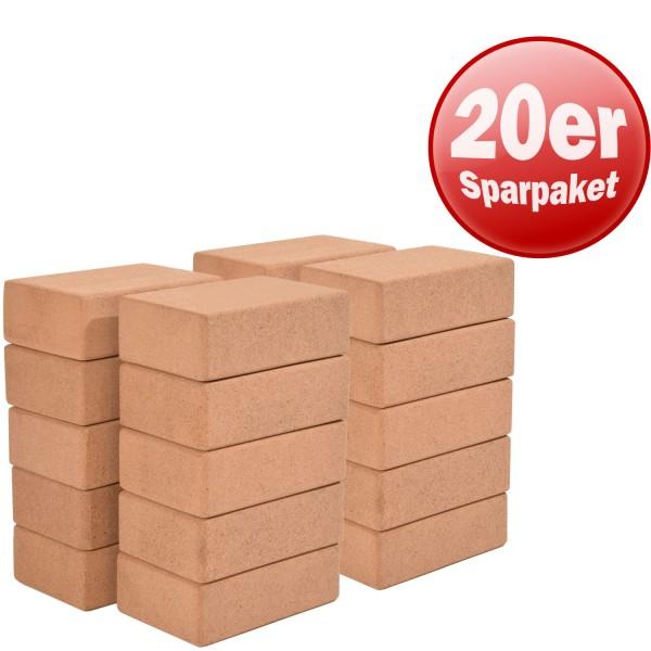 20x OLIVER Korkblock 'Lotau'