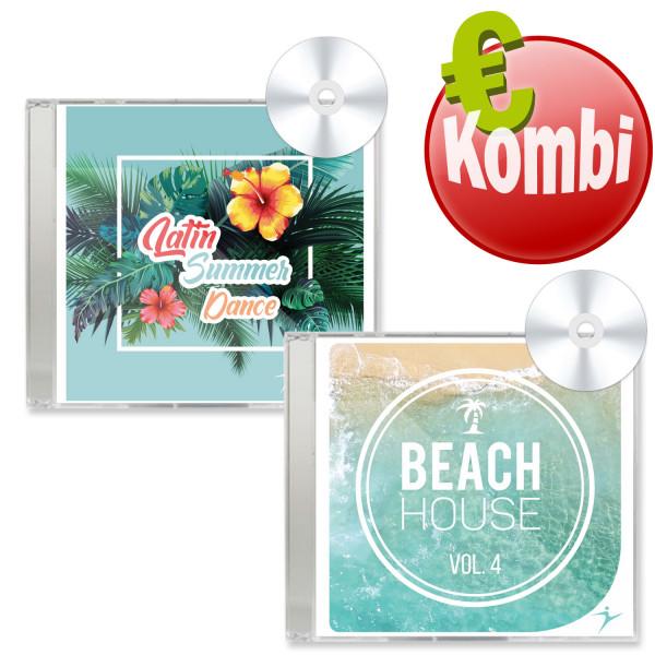 Latin Summer Dance + Beach House Vol.04