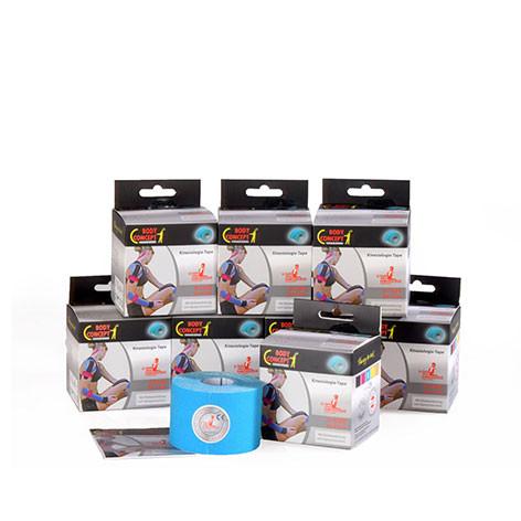 DITTMANN D-Tape Sparpakete, türkise Kinesiologie Tape 5m Rollen