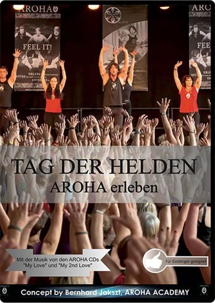 DVD - AROHA - Tag der Helden