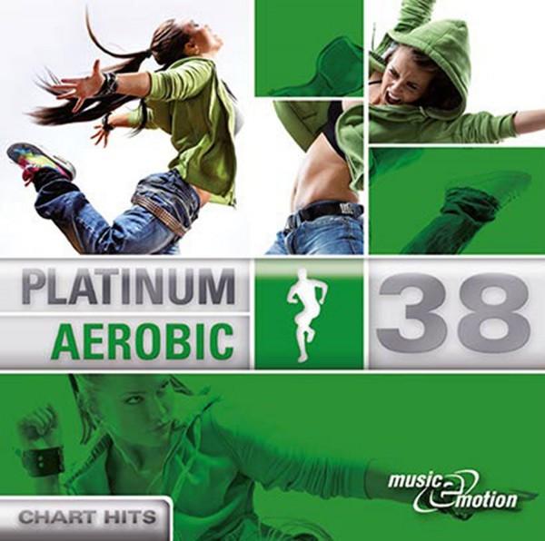 Platinum Aerobic 38 Chart Hits