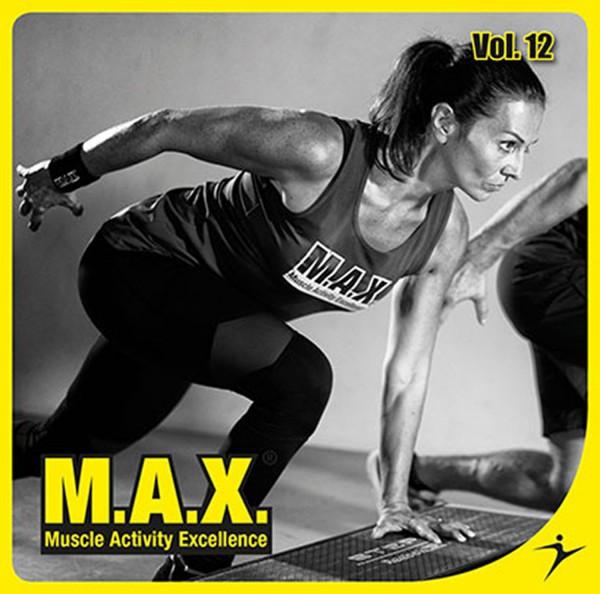 M.A.X. Vol.12