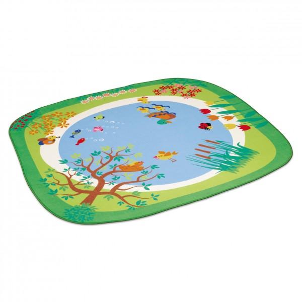 Erzi Teppich Teich