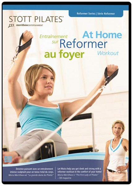 STOTT PILATES® At Home Reformer Workout