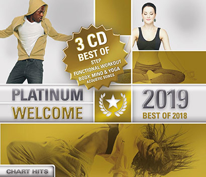 platinum welcome 2019 3 cds online bestellen. Black Bedroom Furniture Sets. Home Design Ideas