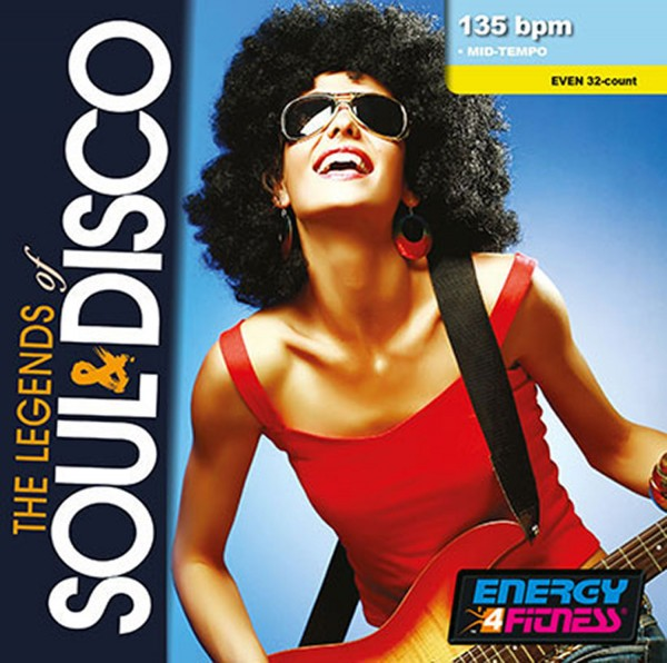 The Legends of Soul and Disco Vol. 01