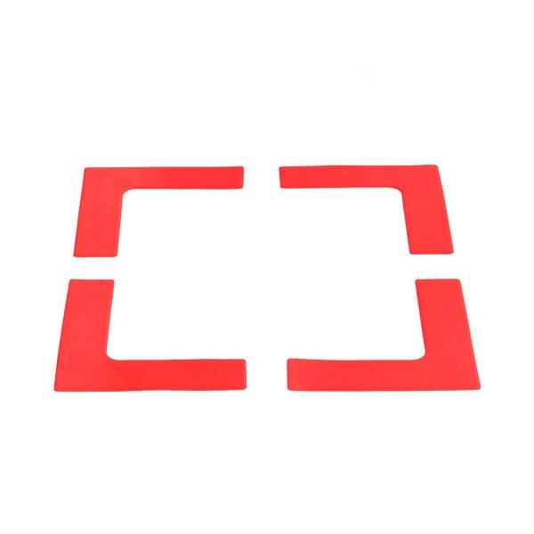 KAWANYO Bodenmarkierung Ecken - 4er Set